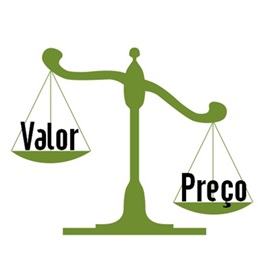 preço X valor